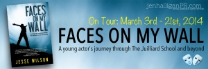Faces On My Wall Tour Banner